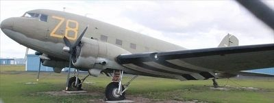 Zephyrhills Army Airfield plane image. Click for full size.