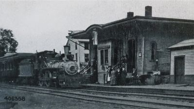 The New Haven and Northampton Railroad image. Click for full size.