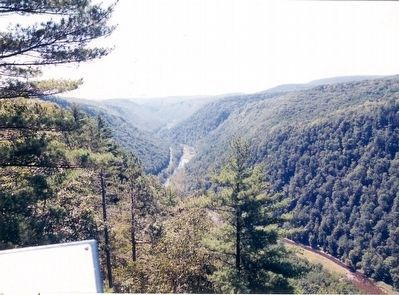 Grand Canyon of PA image. Click for full size.