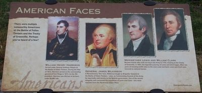 American Faces Marker image. Click for full size.