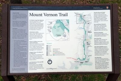 Mount Vernon Trail image. Click for full size.