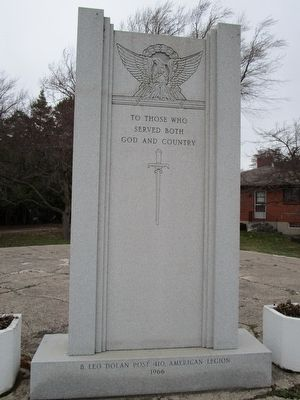 Lockport American Legion Memorial image. Click for full size.