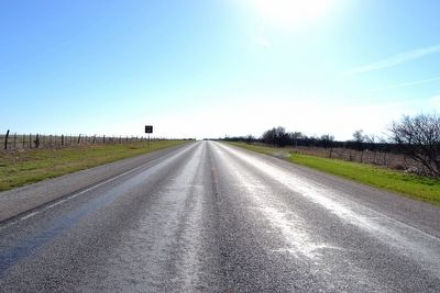 View to the East on US 380 image. Click for full size.