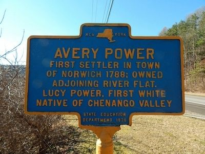 Avery Power Marker image. Click for full size.
