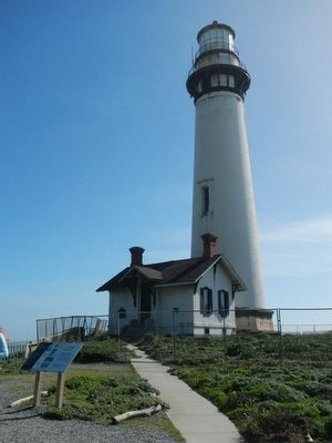 Pigeon Point Light Station image. Click for full size.