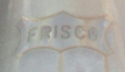 "Wesley Chapel Bell Engraved ""Frisco"" image. Click for full size."