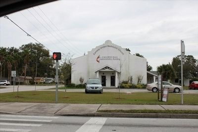 Conway United Methodist Church image. Click for full size.