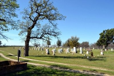 Proffitt Cemetery image. Click for full size.