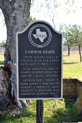 Common Grave Marker image. Click for full size.