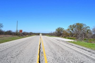 View to West on US 380 image. Click for full size.