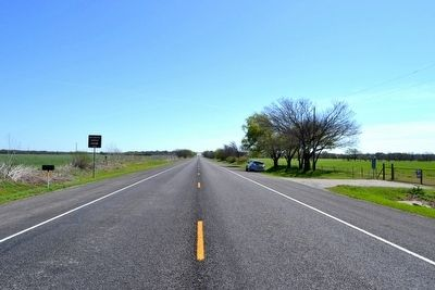 View to East on US 380 image. Click for full size.