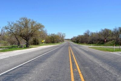 View to Northeast on US 380 image. Click for full size.