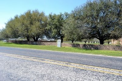 A Military Road (Fort Belknap - Fort Worth) Marker image. Click for full size.