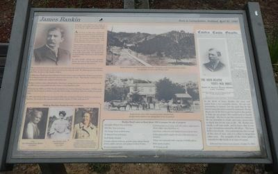 James Rankin Marker image. Click for full size.