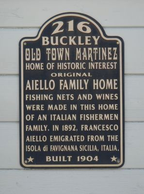 216 Buckley Marker image. Click for full size.