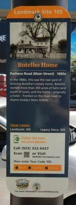 Botelho Home Marker image. Click for full size.