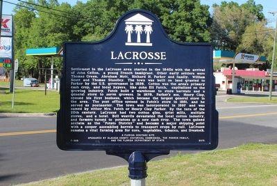 Lacrosse Marker image. Click for full size.