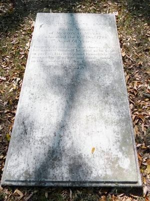 Mordecai Myers grave image. Click for full size.