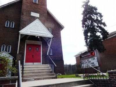 Sayreville United Methodist Church image. Click for full size.