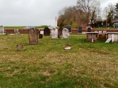 Van Nest Burying Ground-full view image. Click for full size.