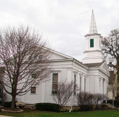 Plymouth Congregational Church image. Click for full size.