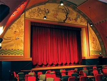 Cerrito Theater, interior image. Click for full size.