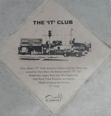 The 'IT' Club Marker image. Click for full size.