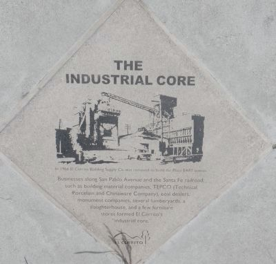 The Industrial Core Marker image. Click for full size.