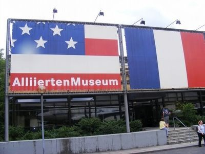 Alliierten Museum (Allied Museum) image. Click for full size.