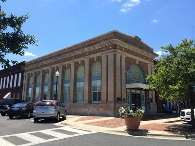Bank of Andalusia (former) National Historic Place image. Click for full size.