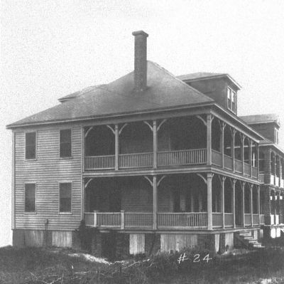 Picture of Building used on the marker image. Click for full size.