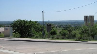 Bankhead Highway in Aledo Marker in context image. Click for full size.