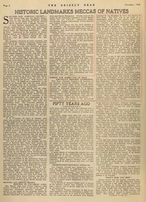 The Grizzly Bear - November 1928, p.6 image. Click for full size.