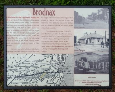 Broadnax Marker image. Click for full size.