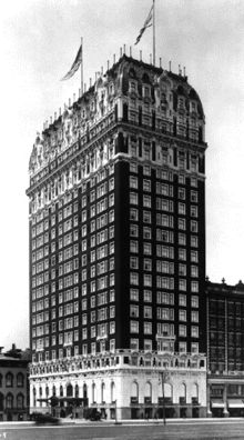 Blackstone Hotel image. Click for full size.