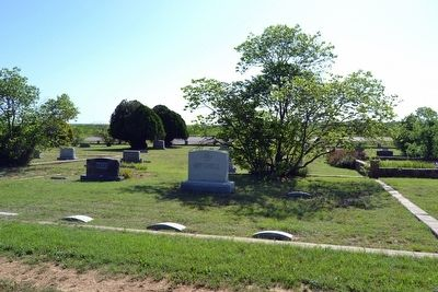 Grave Site of Dr. H.H. Mitchell image. Click for full size.