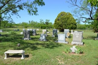 Pauley Family Plot image. Click for full size.