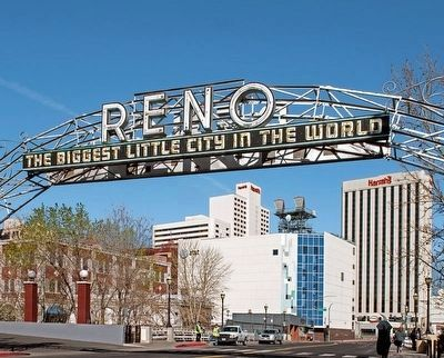 The Reno Arch image. Click for full size.