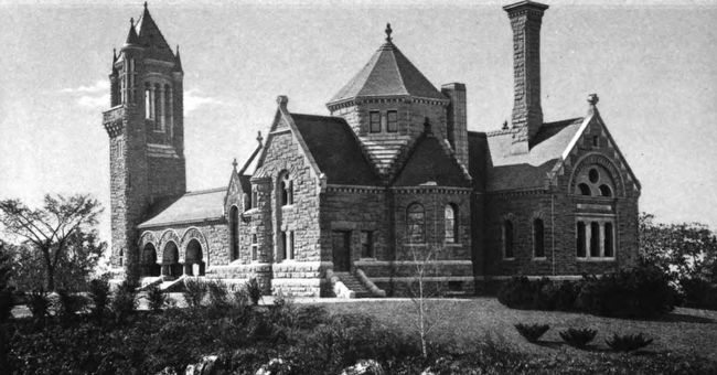 Gardner Earl Memorial Chapel & Crematorium image. Click for full size.