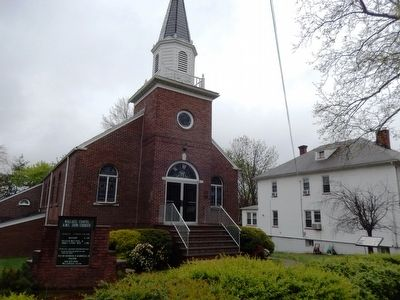 Wallace Chapel AME Zion Church image. Click for full size.