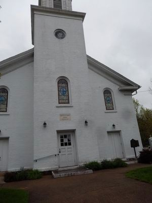 Pompton Reformed Church image. Click for full size.