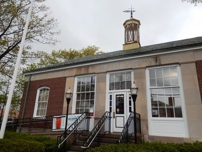 Pompton Lakes Post Office image. Click for full size.