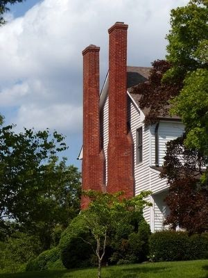 The Brewhouse Chimneys image. Click for full size.