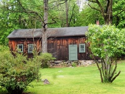 Kitchel Homestead Outbuilding image. Click for full size.