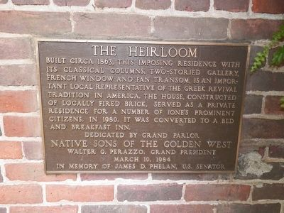 The Heirloom Marker image. Click for full size.