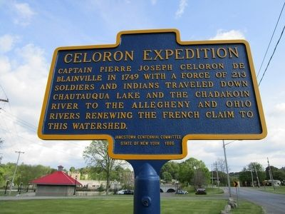 Celeron Expedition Marker image. Click for full size.