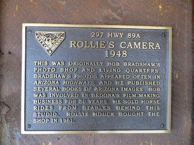 Rollie's Camera Marker image. Click for full size.