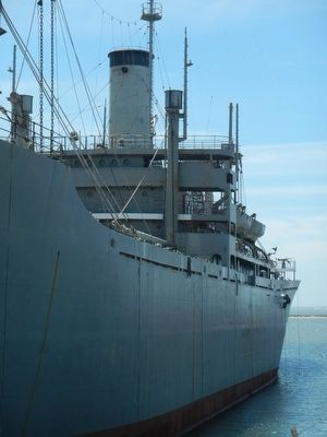 S.S. Red Oak Victory image. Click for full size.