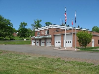 Middlefield Volunteer Fire Company image. Click for full size.