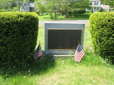 Middlefield-Rockfall Vietnam War Monument image. Click for full size.